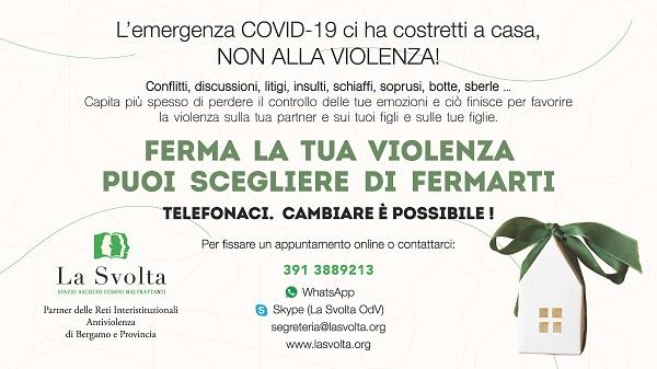 Volantino Covid-19